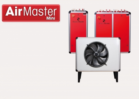 w rmepumpe airmaster mastertherm w rmepumpe luft wasser. Black Bedroom Furniture Sets. Home Design Ideas